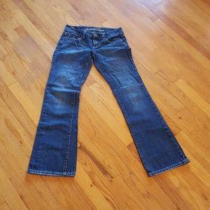 American Eagle Favorite Boyfriend Jeans size 0 Reg